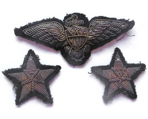 AF102. USA - NAVY PILOTS WINGS, WWII period