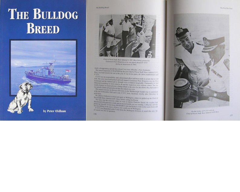 BK1014. THE BULLDOG BREED
