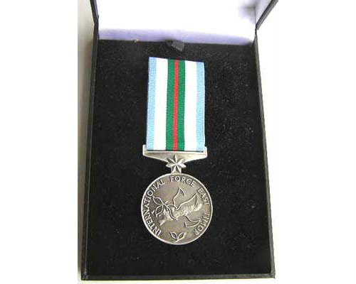 BC0503. AUSTRALIA - INTERFET MEDAL (East Timor)