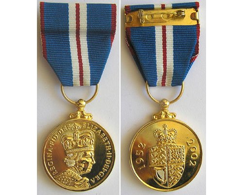 CM0402. THE QUEEN'S DIAMOND JUBILEE MEDAL 1952-2012