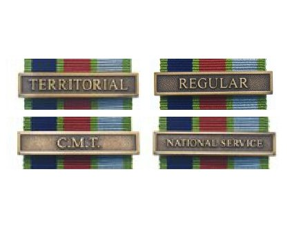 CM0475. COPY NZDSM Additional clasps - All four available