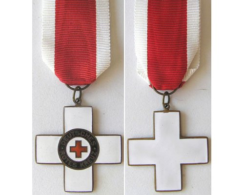 FM0616. GERMAN RED CROSS MEDAL 2nd Class (1922-1934)