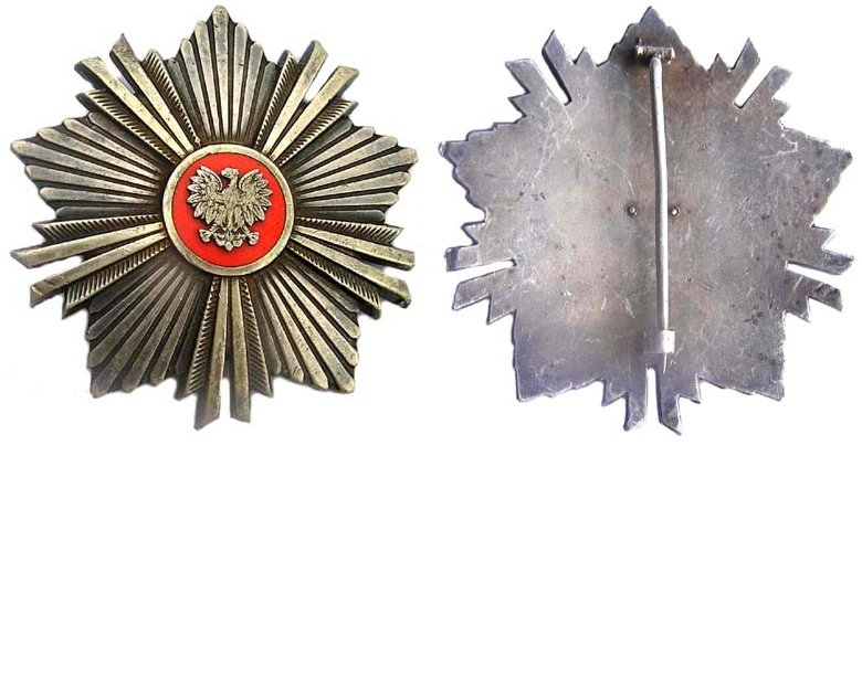 FM0841. ORDER OF MERIT OF THE PEOPLE'S REPUBLIC OF POLAND