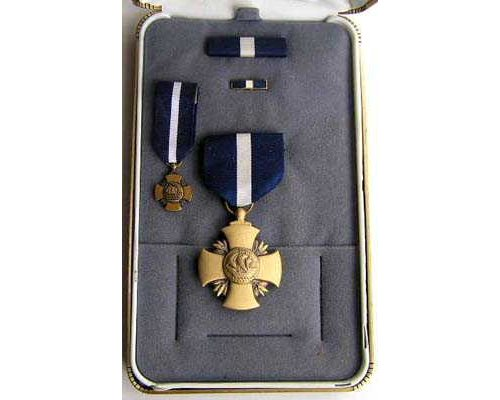 FM0904. NAVY CROSS in case of issue