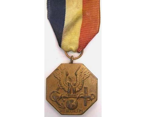 FM0916. NAVY / MARINE CORPS MEDAL, World War Two period