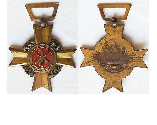 FM1051. SOUTH VIETNAM ARMY MERITORIOUS SERVICE MEDAL