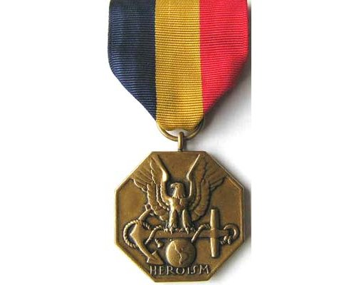 FM0917. NAVY / MARINE CORPS MEDAL
