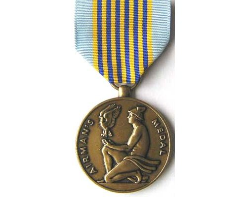 FM0918. AIRMAN'S MEDAL FOR VALOUR