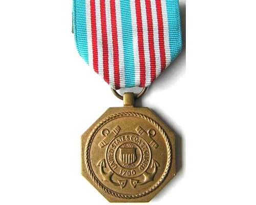 FM0965. U.S. COAST GUARD MEDAL