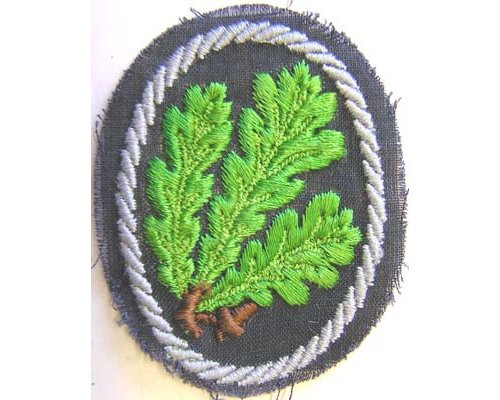 GC2302. WEHRMACHT JAGER Sleeve Patch