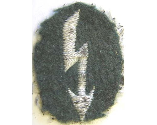 GC2306. WEHRMACHT INFANTRY SIGNALS Sleeve Patch