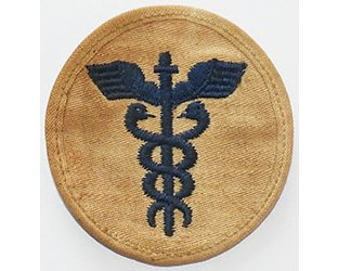 GC2357. KRIEGSMARINE ADMINISTRATION 3rd Class sleeve patch