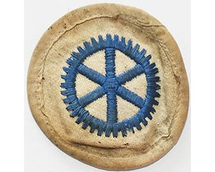 GC2359. KRIEGSMARINE ENGINE ROOM SPECIALIST 3rd Cl. sleeve patch