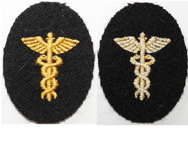 GC2372. KRIEGSMARINE ADMINISTRATION OFFICERS cuff patch