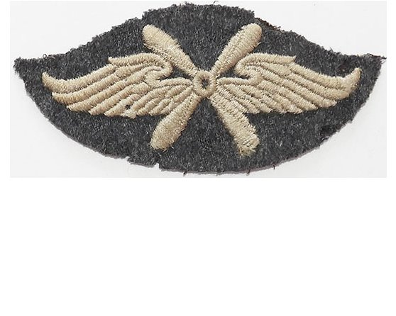 GC2451. LUFTWAFFE FLYING PERSONNEL sleeve patch