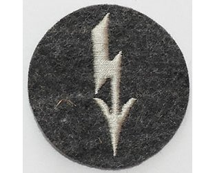 GC2463. LUFTWAFFE SIGNALLER sleeve patch