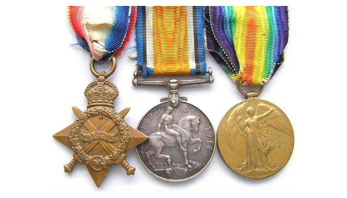 British/NZ Medals