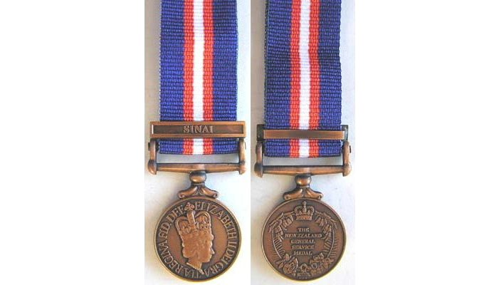 British Campaign & Service Medal