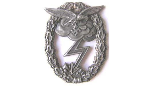 Nazi Assault & Breast Badges etc