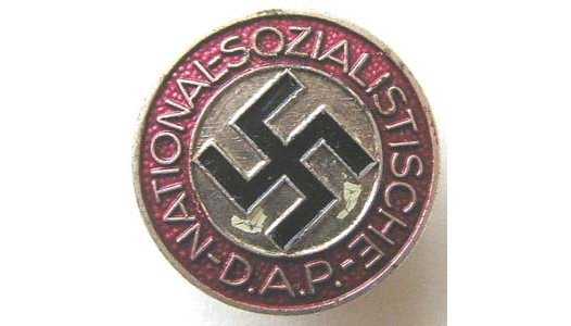 NAZI German Pins & Lapel Badges