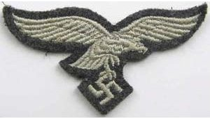 NAZI German Eagles - Cloth