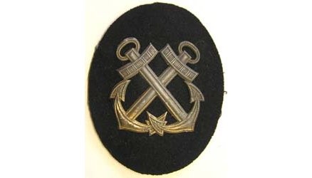 Kriegsmarine Cloth Badges
