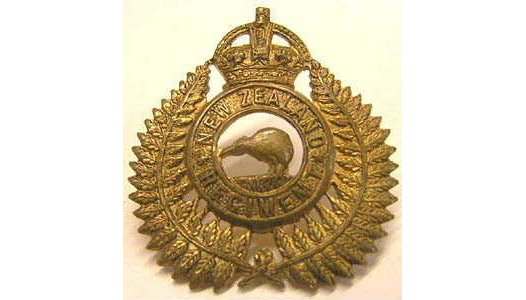 NZ Infantry Badges