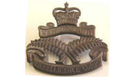 NZ Corps Badges