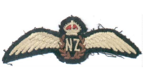 NZ & Commonwealth Air Force