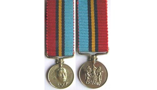 British Commonwealth Medals