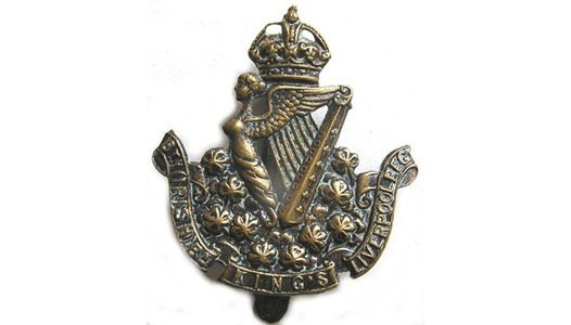British Army Infantry Badges