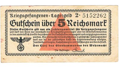 German Banknotes & Coins