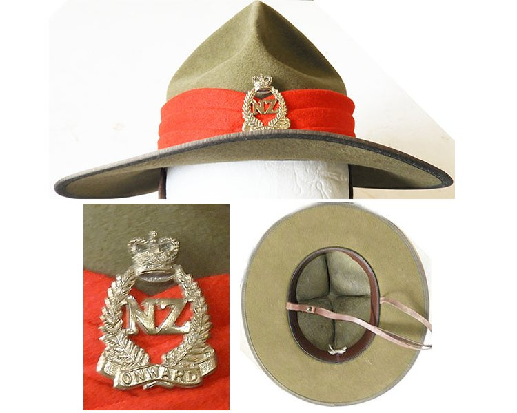 MIL2103. CURRENT ISSUE NZ ARMY CEREMONIAL GUARD LEMONSQUEEZER