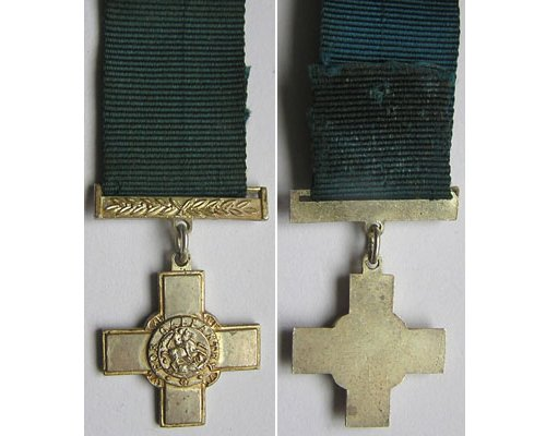 MIN1003. Miniature George Cross
