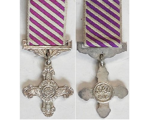 MIN1081. Miniature Distinguished Flying Cross, GVIR type 1