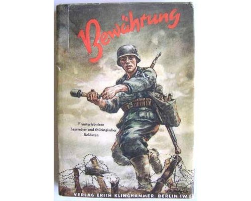 DOC215. BEWAHRUNG - German campaigns from Poland to Russia