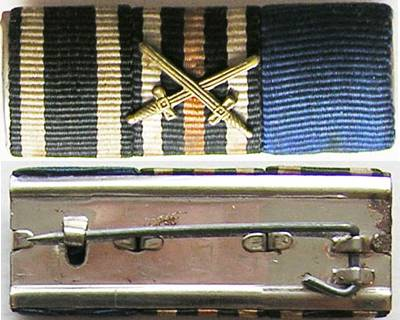 RB007. IRON CROSS 1914 / CROSS OF HONOUR GROUP OF THREE