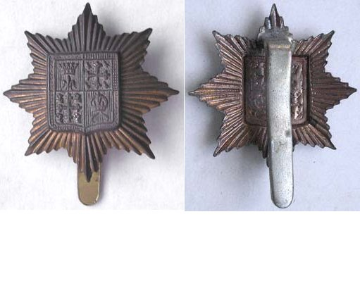 UKB1315. 13th BATTALION (KENSINGTON) LONDON REGIMENT, slider