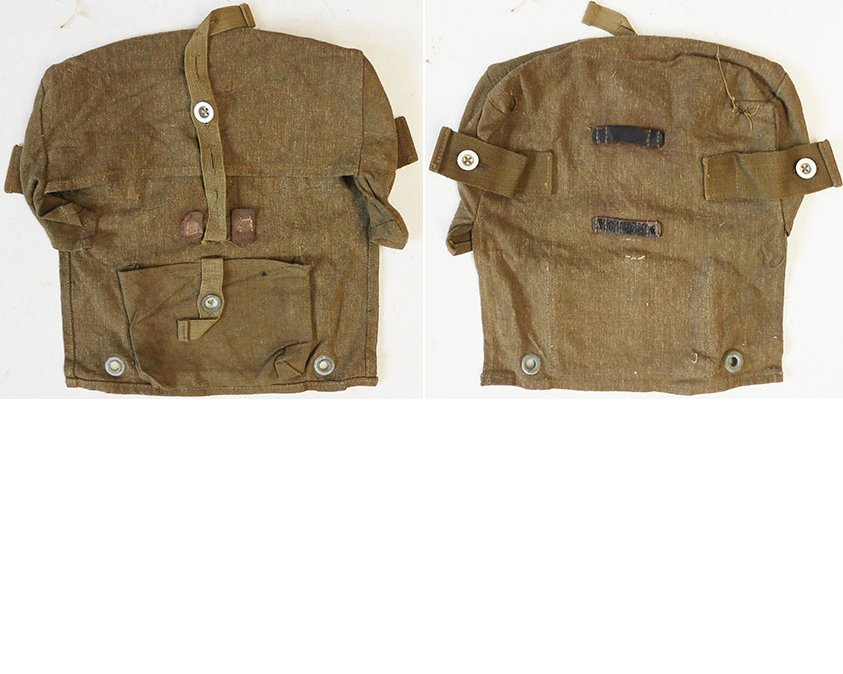 WH1303. WEHRMACHT BAG FOR BATTLE PACK, tropical